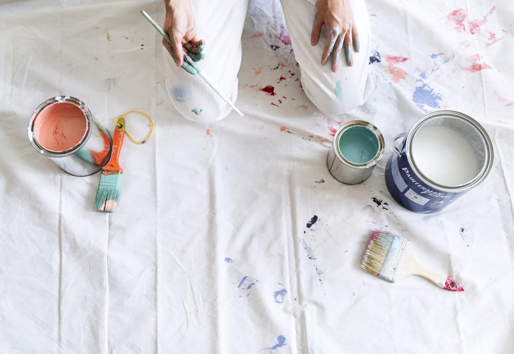 Imbiancature e decorazioni muraria - Guidoriccio Service