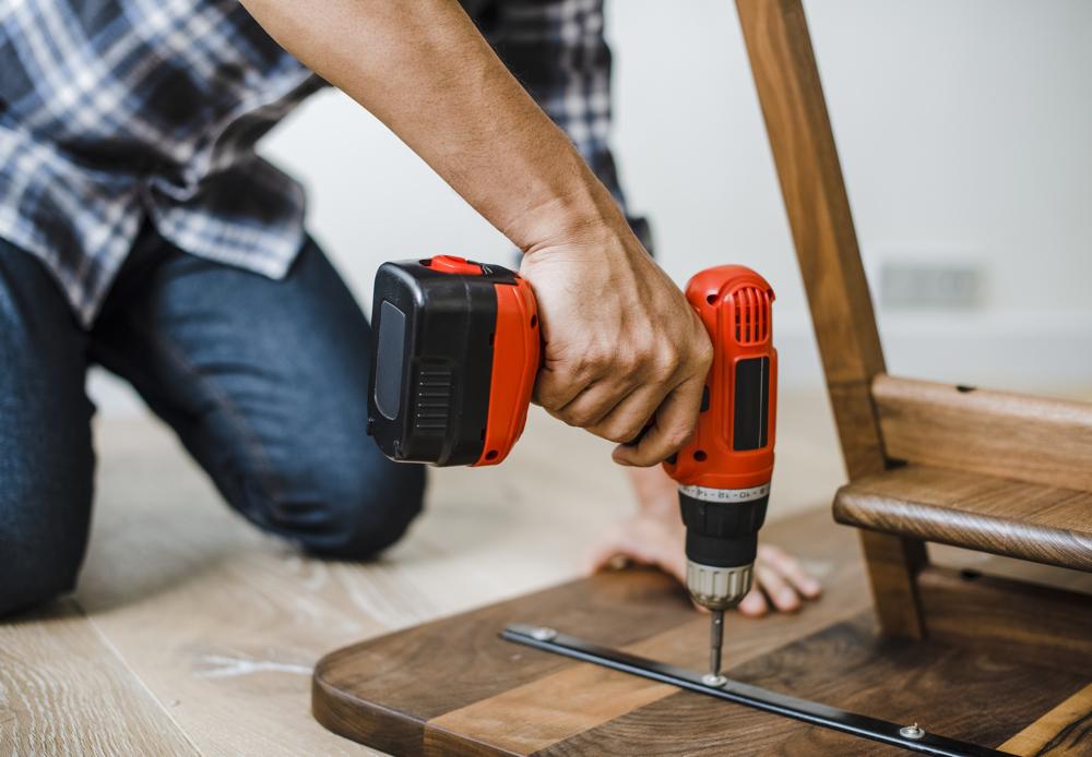 Montaggio e smontaggio mobili - Guidoriccio Service